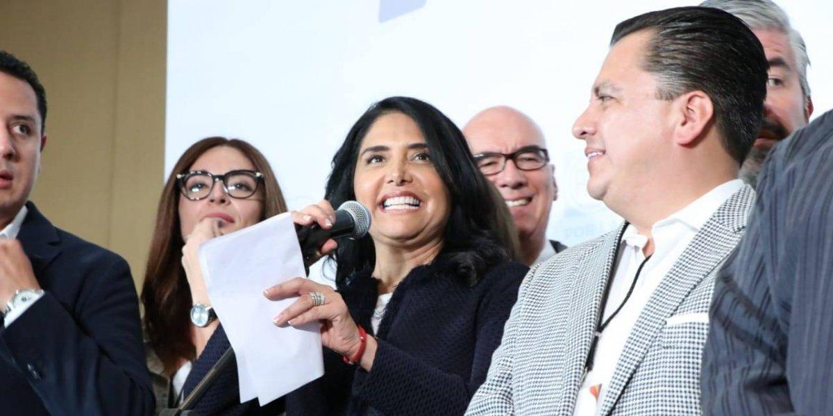 Alejandra Barrales pide serenidad a Claudia Sheinbaum
