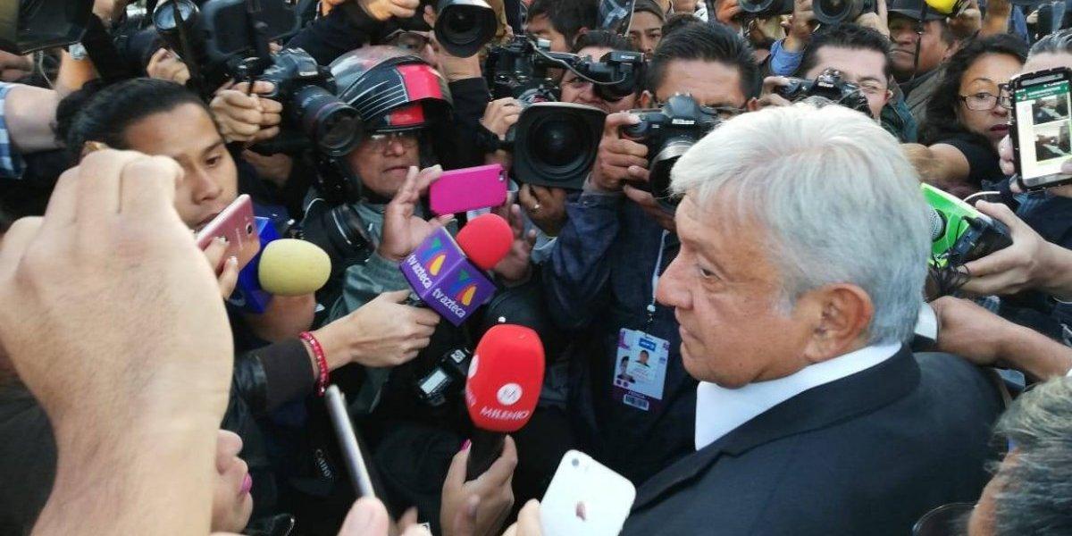 Belinda eufórica por triunfo de AMLO en las elecciones
