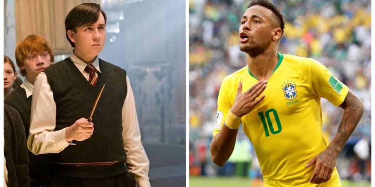 Ator de Harry Potter provoca brasileiros e diz que vai tomar caipirinha