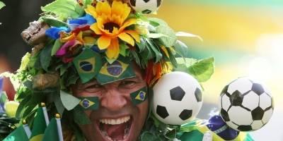 Brasil torcida