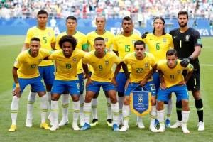 seleção brasileira mexico