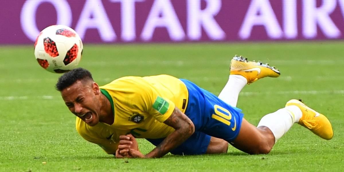 Jornal americano diz que Neymar é 'vergonha para o futebol'