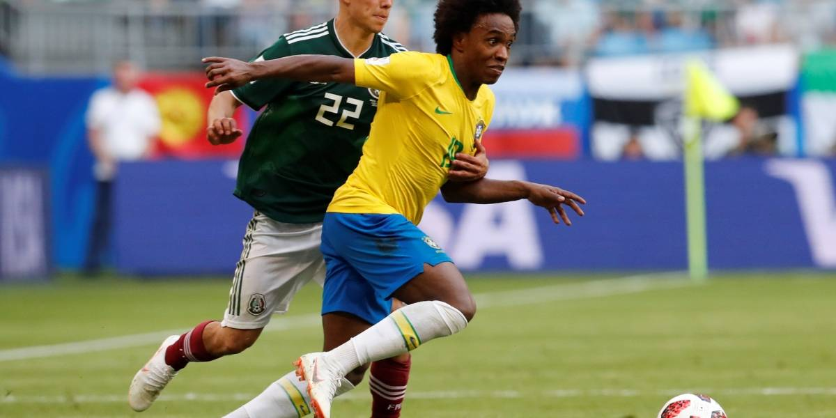 O que acontece se o Brasil perder da Bélgica