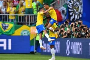 Neymar gol seleção brasileira