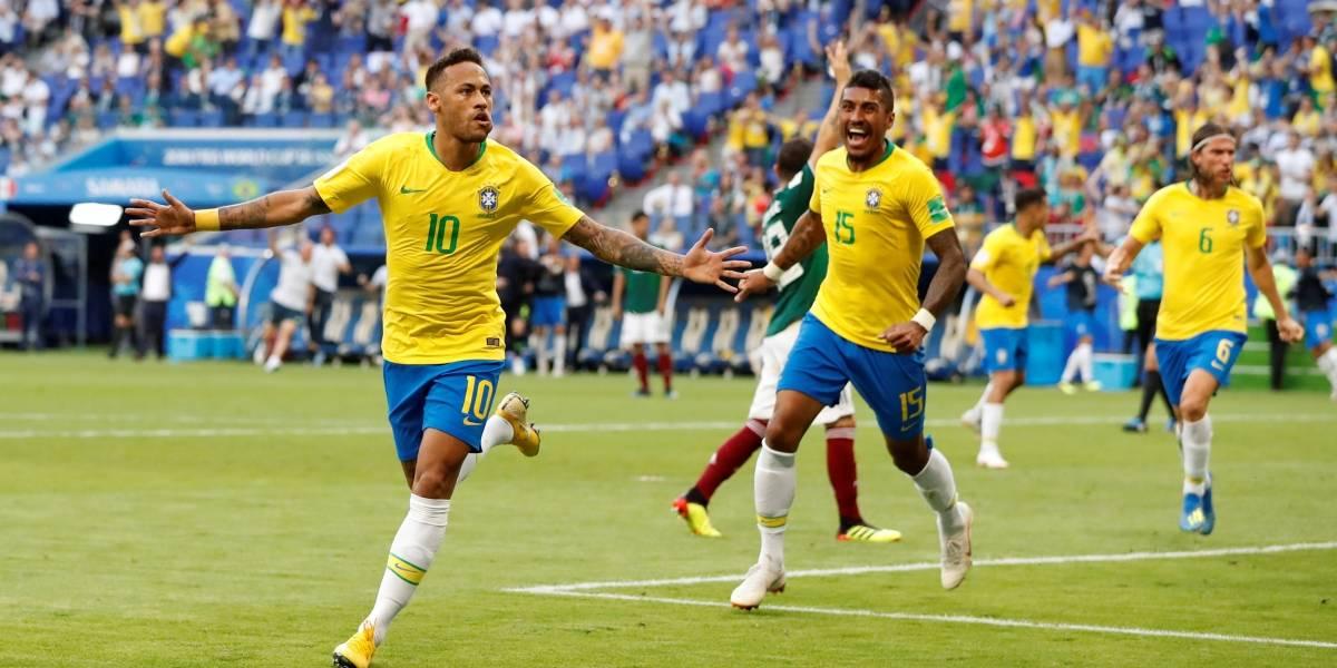 Copa 2018: Falaram demais antes e foram para casa, diz Neymar sobre México