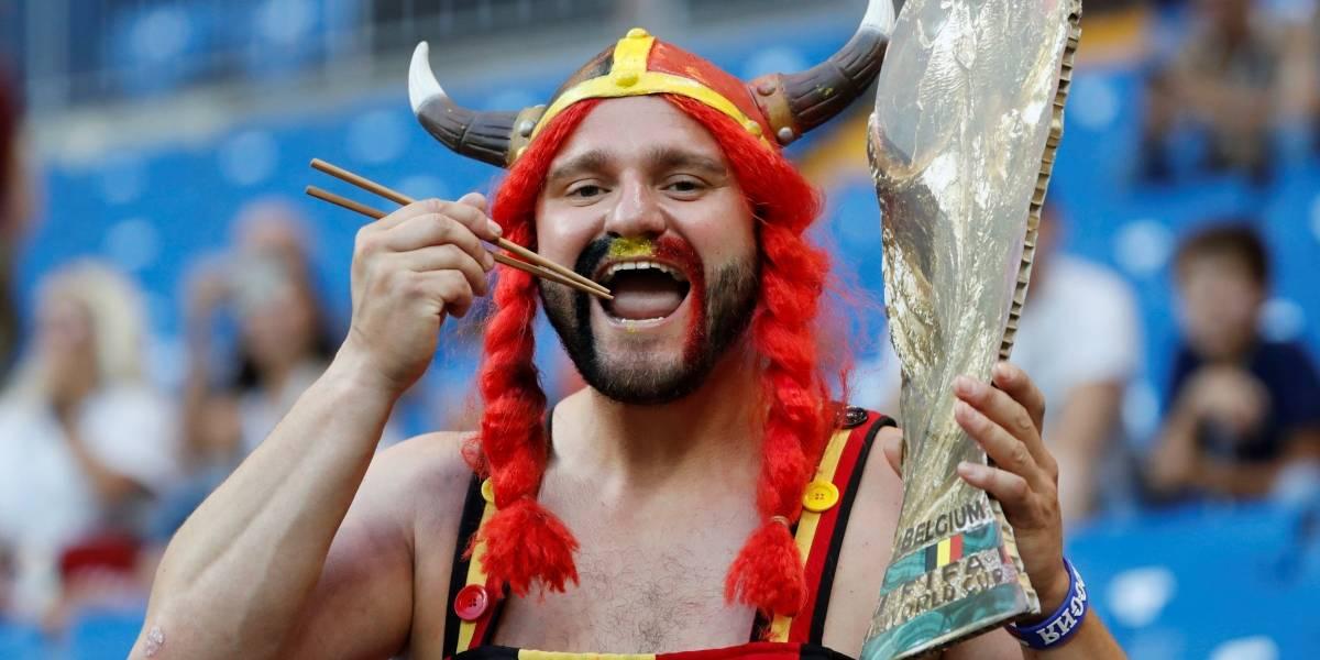 AO VIVO: Bélgica vira o jogo no último lance da partida e vence o Japão