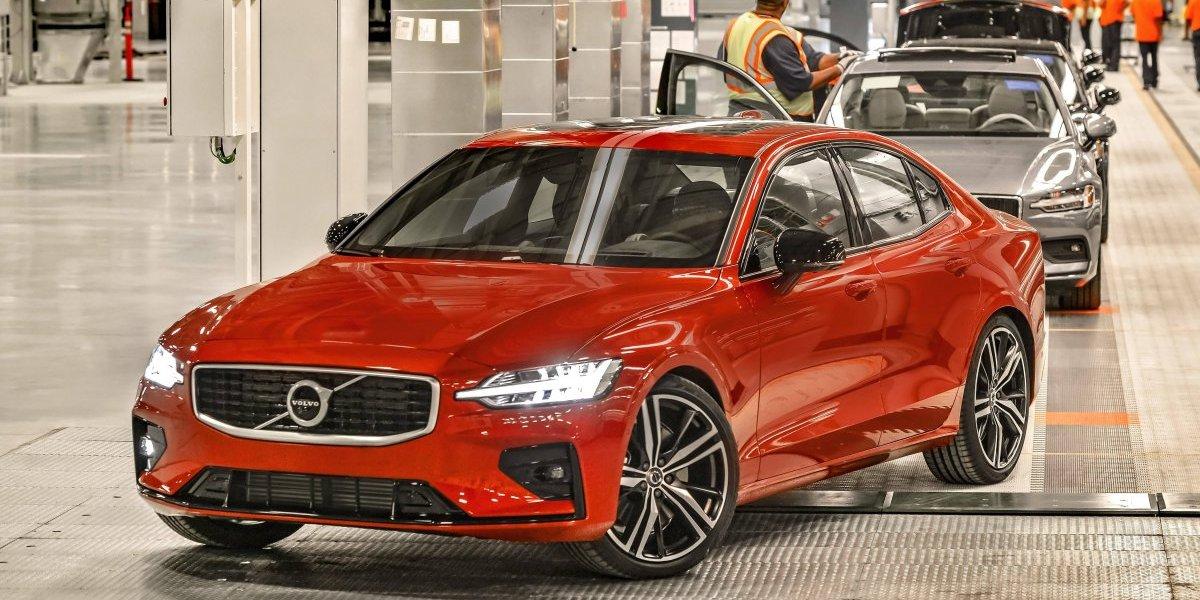 Volvo Cars creará 4,000 empleos con nueva fábrica de autos