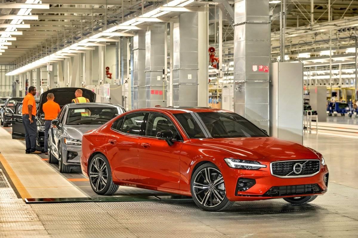 Fábrica Volvo