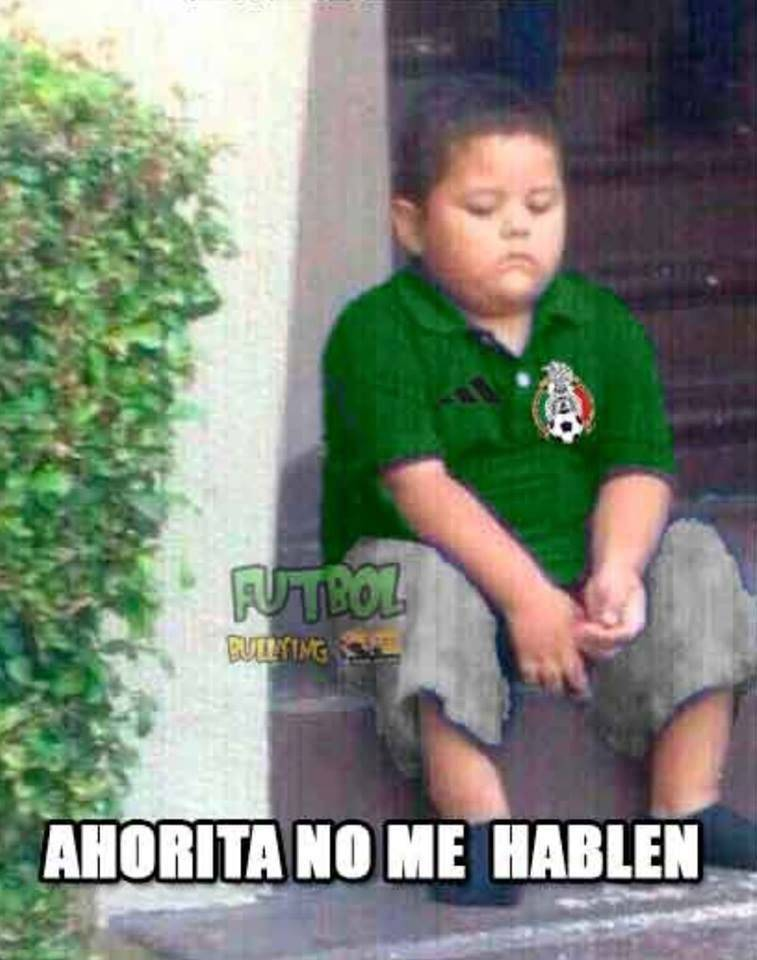 Memes, eliminación de México Twitter