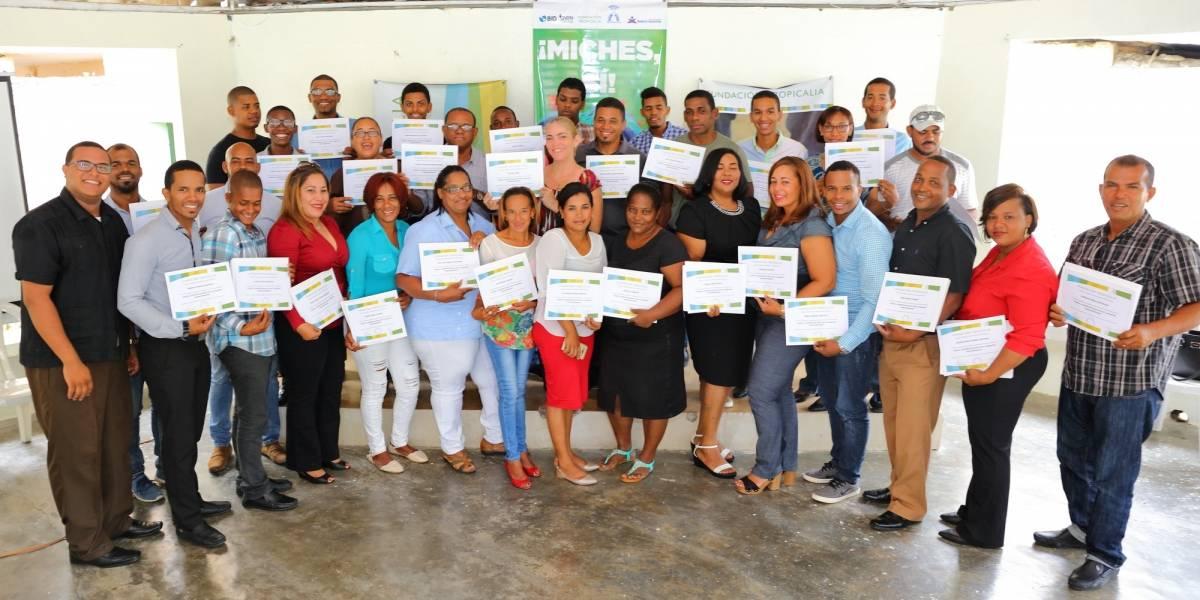 Fundación Tropicalia realiza la segunda edición de ¡Miches, sí!, un programa para emprendedores de El Seibo