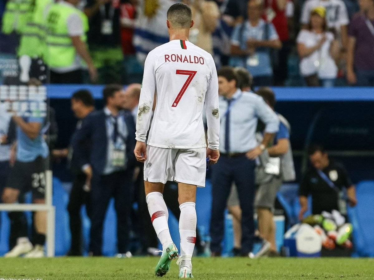 Getty Cristiano Ronaldo