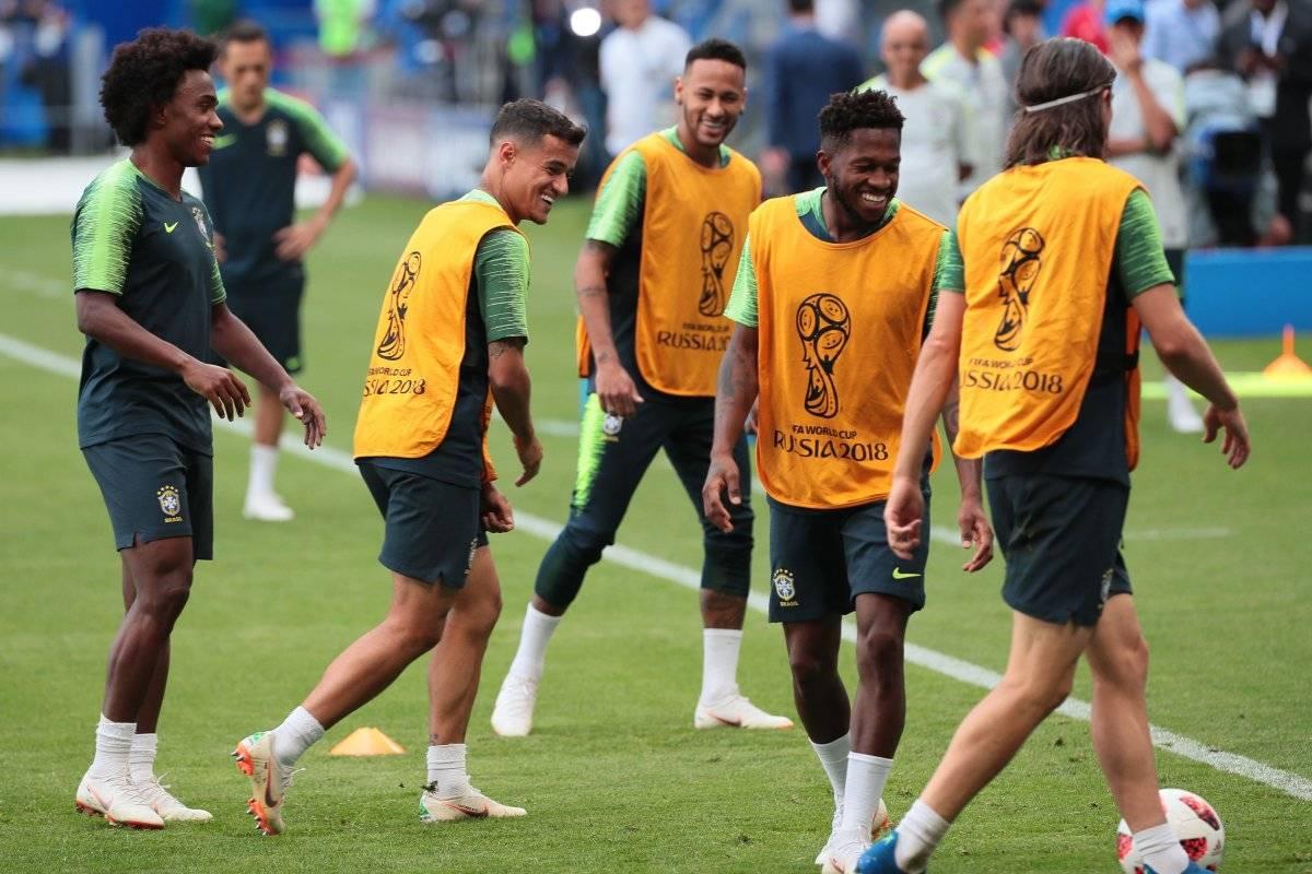 Brasil vs México: EN VIVO, ONLINE, hora, alineaciones, canal y fecha de octavos de final del Mundial Rusia 2018 AP, EFE