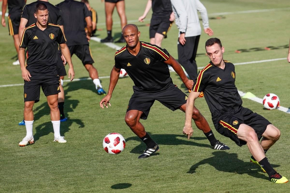 Cadena minorista belga se podría ir a la ruina con los goles de Bélgica en el Mundial Rusia 2018 EFE