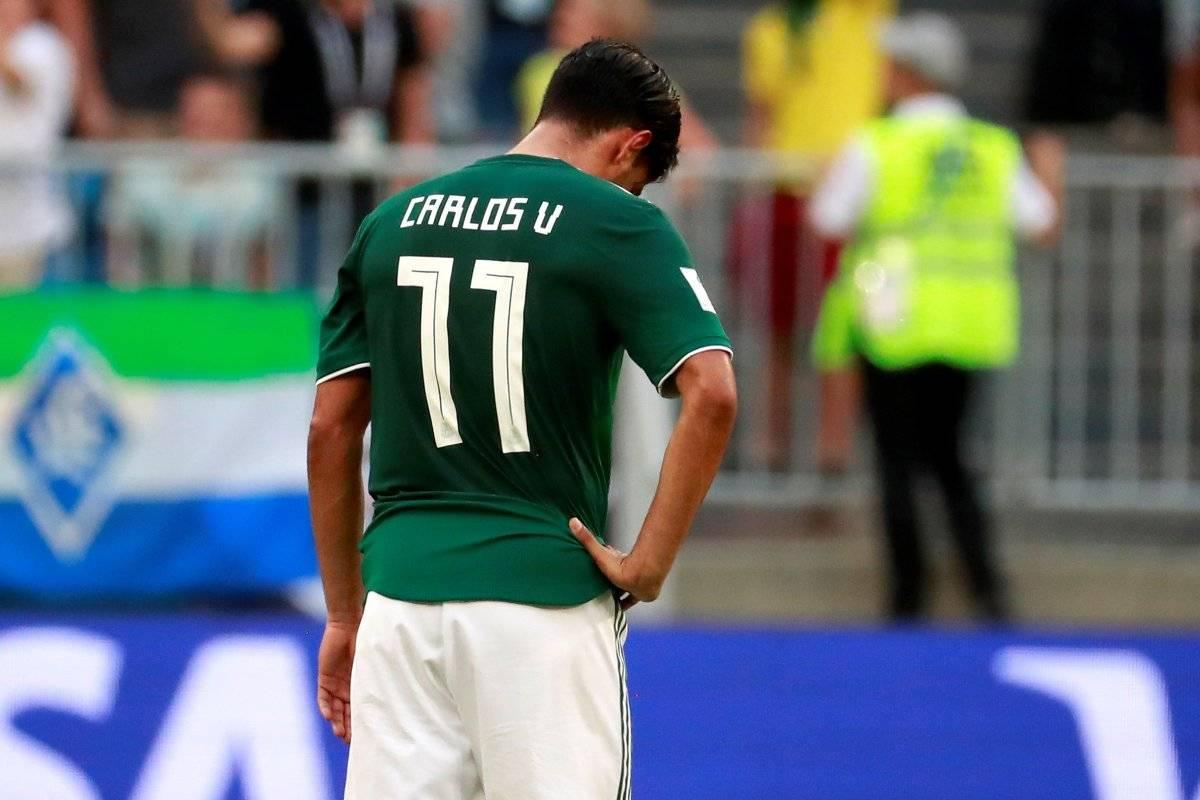 Brasil vs México: Brasil a cuartos de la mano de William y Neymar AP