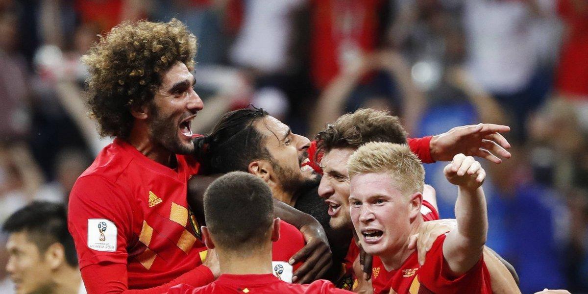 ¡Estos Diablos asustan! Bélgica perdía 2-0 y en media hora lo ganó 3-2