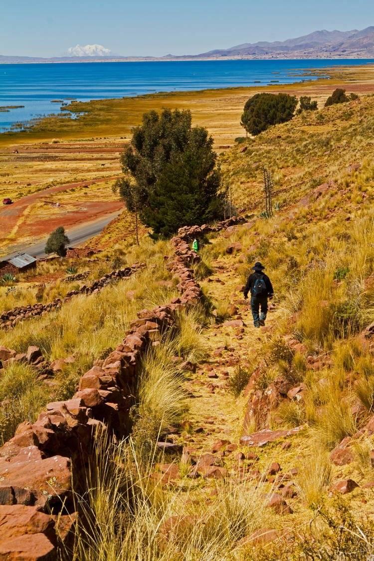 Sistema de carreteras andinas