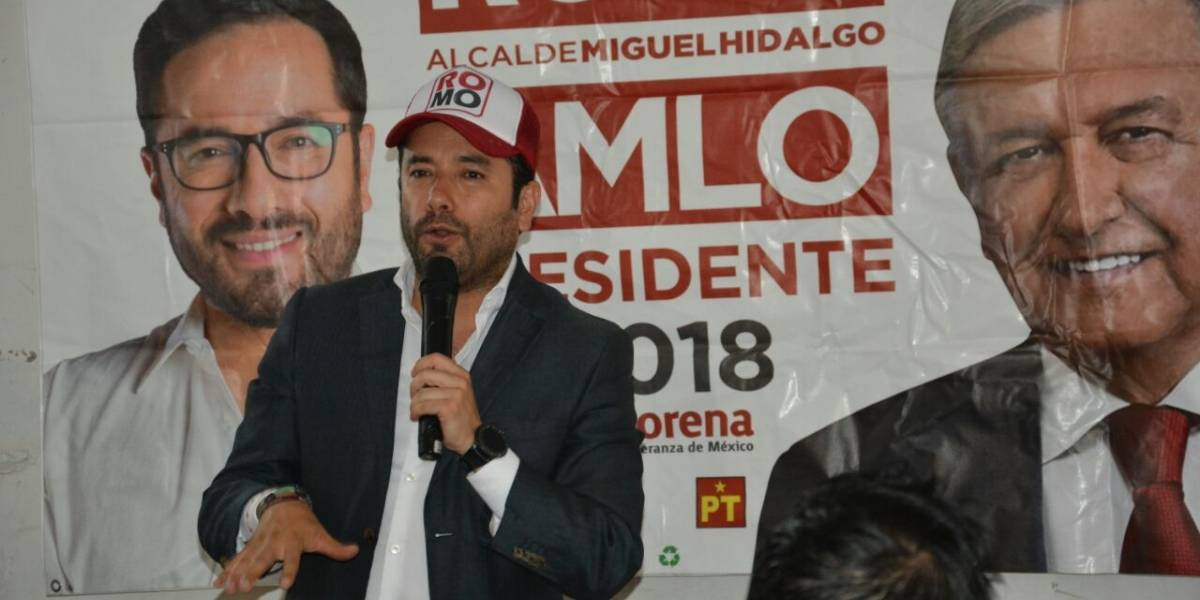 No soy un político de rencores, ni venganzas: Víctor Hugo Romo