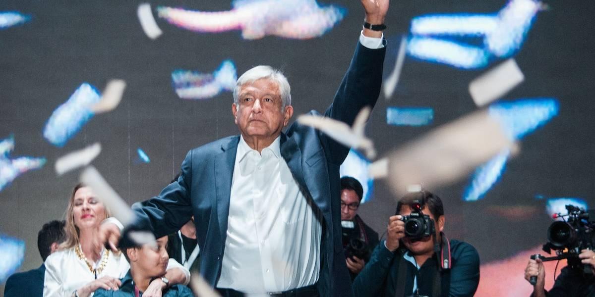 AMLO, el presidente con más votos en la historia de México