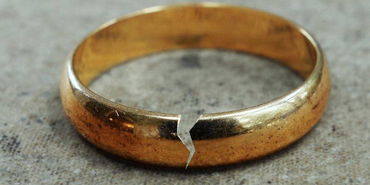 Triste final de una historia de amor: la novia murió minutos antes de dar el sí