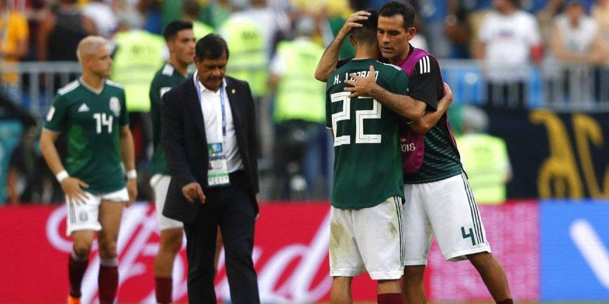 Se retira Rafael Márquez tras 5 mundiales con México