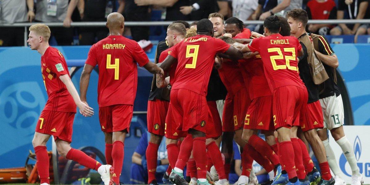 Bélgica le ganó a Japón en un partidazo y ahora va ante Brasil en el Mundial