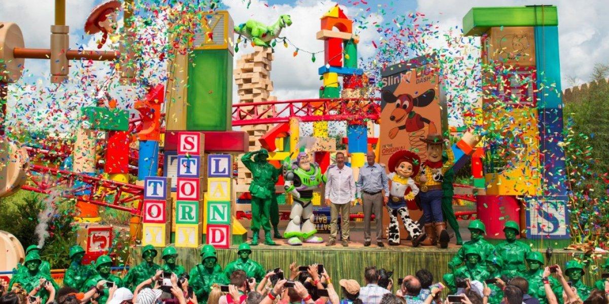 Toy Story Land: Pura diversión con una chispa de nostalgia