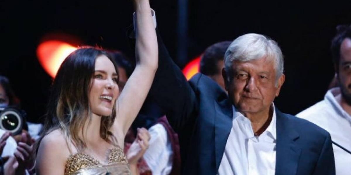 Artistas y mandatarios comparten comentarios por la victoria de López Obrador, presidente electo de México