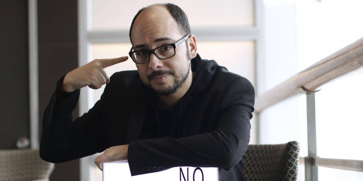 Relatan increíble episodio sexual de Nicolás López en su oficina