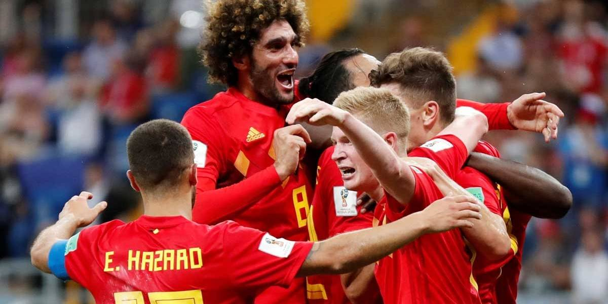 Copa do Mundo: Bélgica bate o Japão e enfrenta o Brasil nas quartas