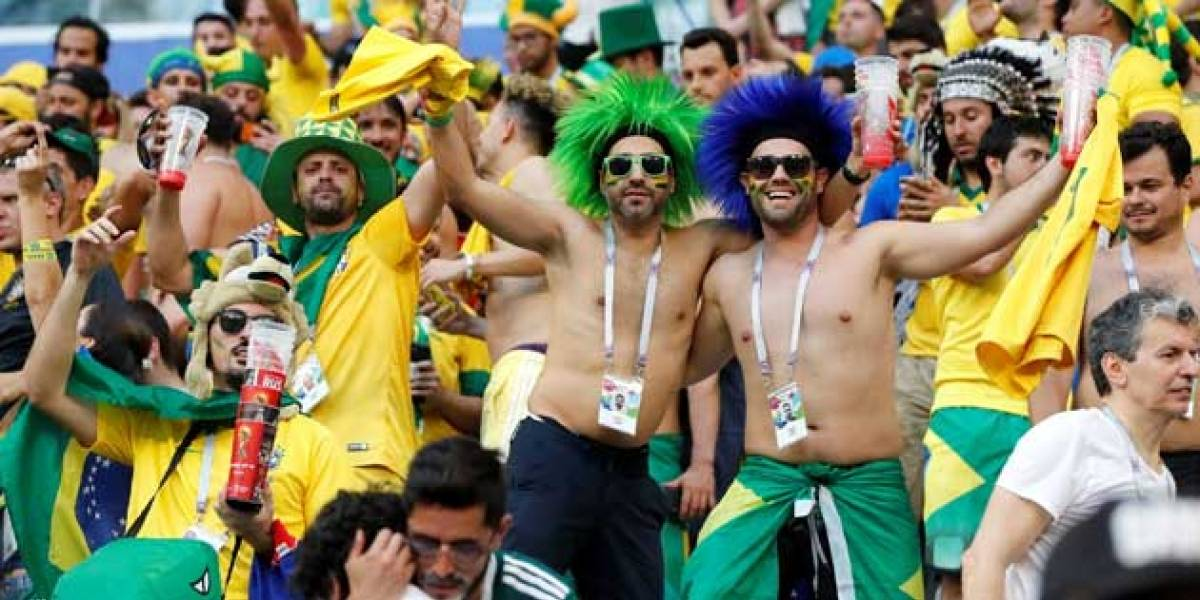 Veja a data e horário de TODOS os jogos do Brasil na Copa (se chegar até a final)