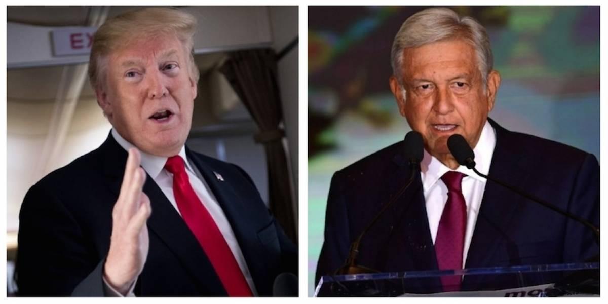 La campaña de reelección de Trump podría tensar la relación con el nuevo presidente mexicano