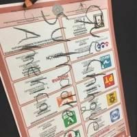 El partido entre Brasil y México también se vivió en las urnas electorales