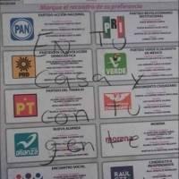 Los particulares mensajes de la afición mexicana