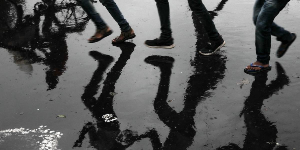 La ciudad de Colombia que celebró porque llovió después de cinco meses
