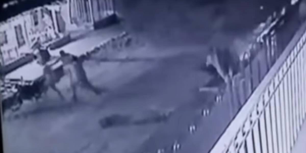 Un hombre fue asesinado por oponerse al robo de su celular