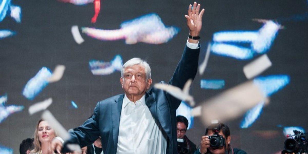 López Obrador aventaja con más de 16 millones de votos