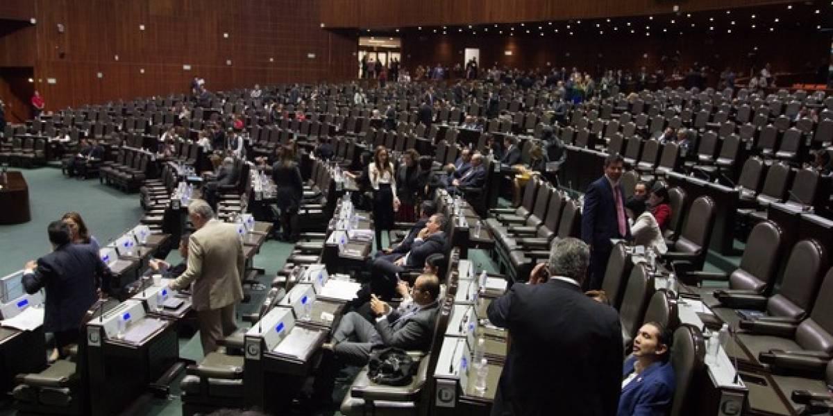Morena, PT y PES con virtual mayoría en San Lázaro y Senado