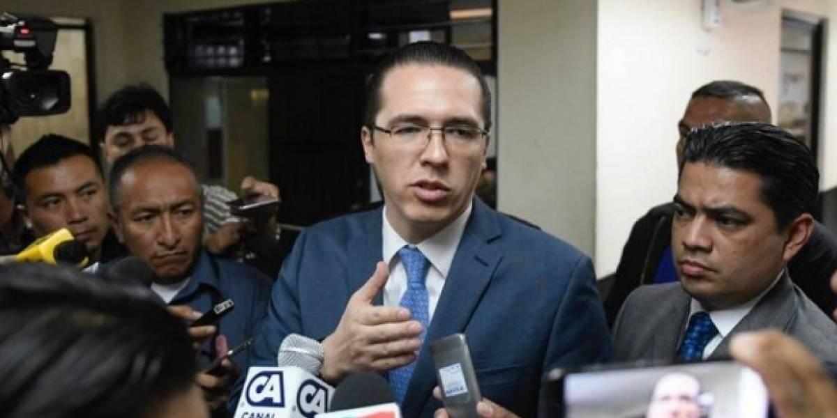 Citan a diputado Felipe Alejos por caso Traficantes de influencias