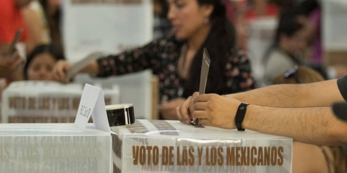 AMLO también arrasa con el voto en el extranjero