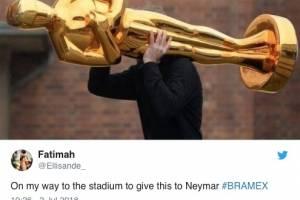 Memes de Neymar