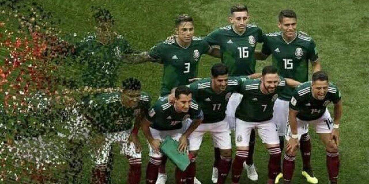 Memes hacen pedazos a México tras eliminación de Rusia 2018