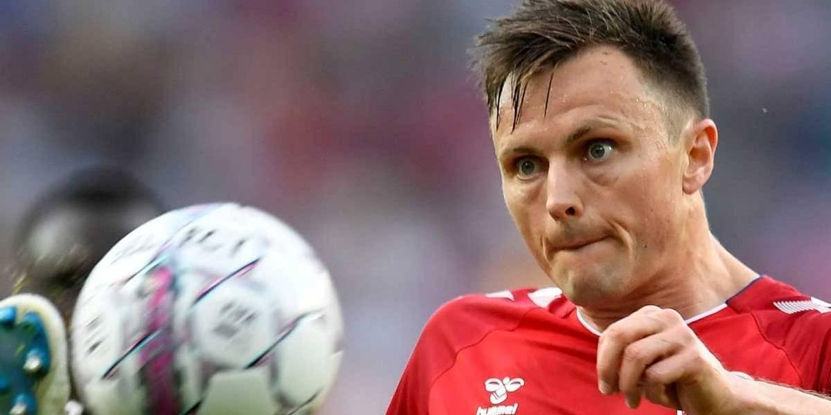 Copa do Mundo: meia da Dinamarca anuncia aposentadoria da seleção