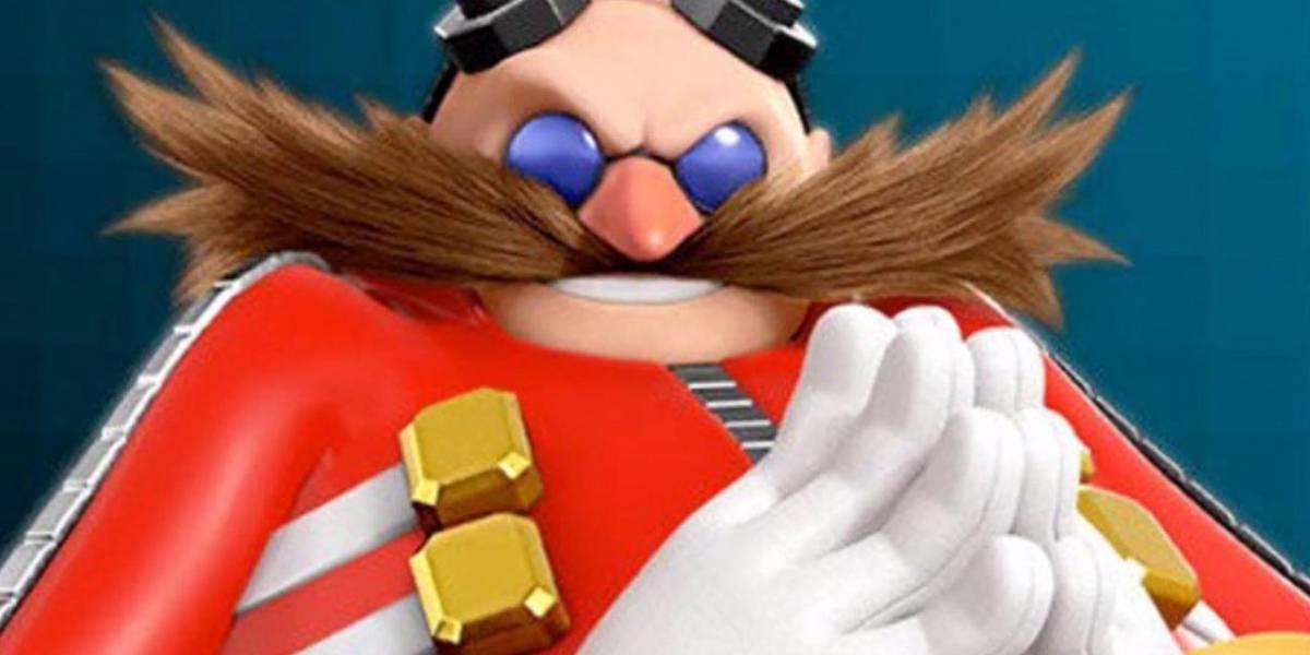 Jim Carrey podría interpretar al Dr. Eggman en la película de Sonic