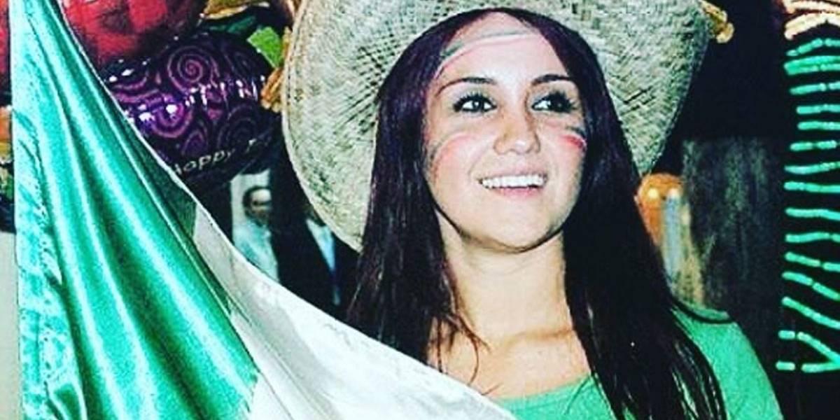 Olha a zica! Com fama de pé-frio, Dulce Maria entra na brincadeira e declara torcida para o Brasil
