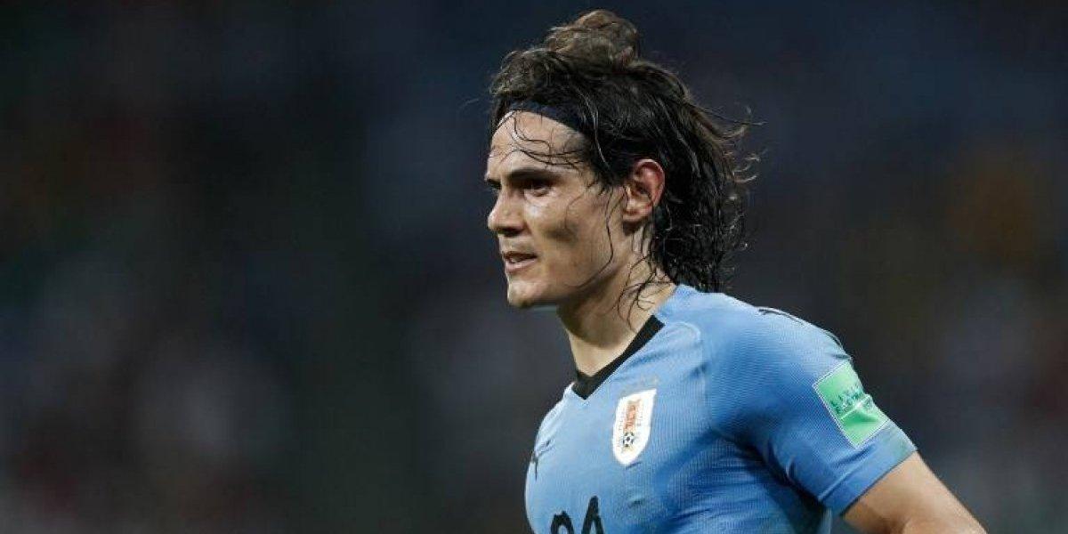 Cavani mantiene en zozobra a Uruguay y esto reveló su diagnóstico