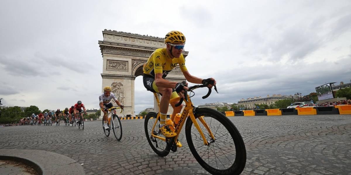 Bomba: UCI absuelve a Froome de dopaje y podrá correr el Tour de Francia