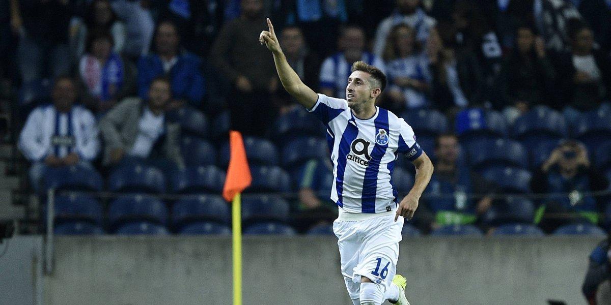 Porto rechaza oferta millonaria del Lyon por Héctor Herrera