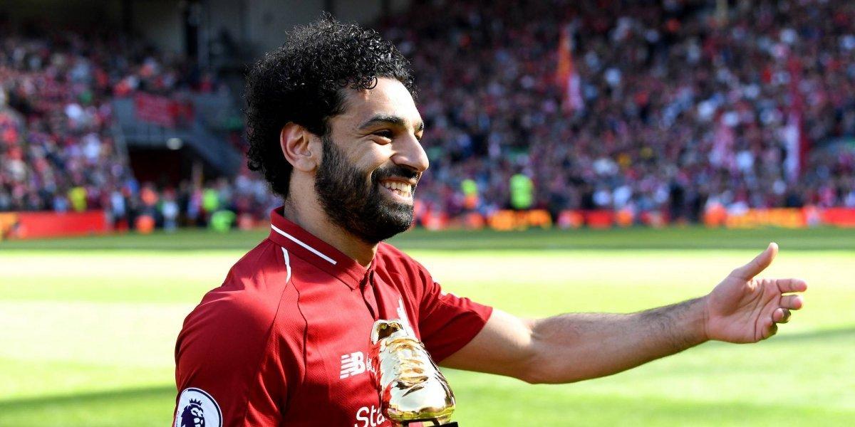 Liverpool confirma que Mohamed Salah firmó un nuevo contrato