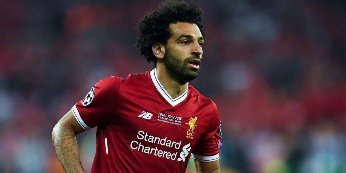 Mo Salah es fiel: amplió su contrato hasta 2023 con Liverpool