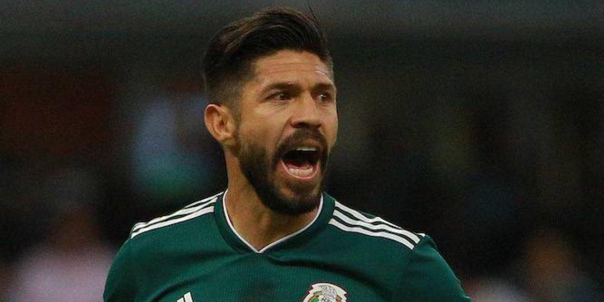 OFICIAL: Oribe Peralta se retira de la selección mexicana
